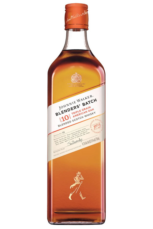 Johnnie Walker Blender's Batch Triple Grain 10 Year 750ML