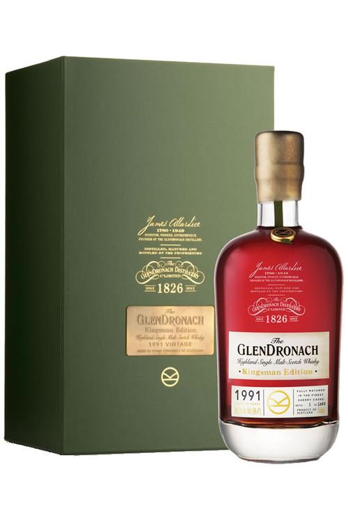 Glendronach Kingsman 1991 25 Year