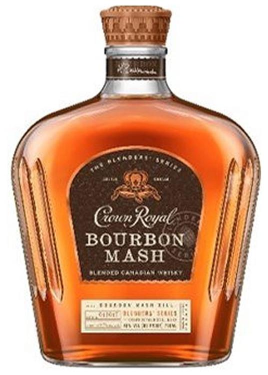 Crown Royal Bourbon Mash 750ML