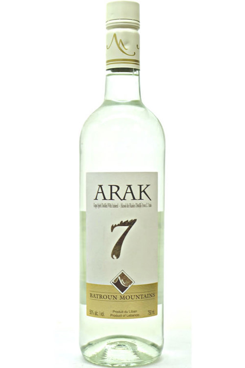 Arak 7 Batroun Mountains 750ML