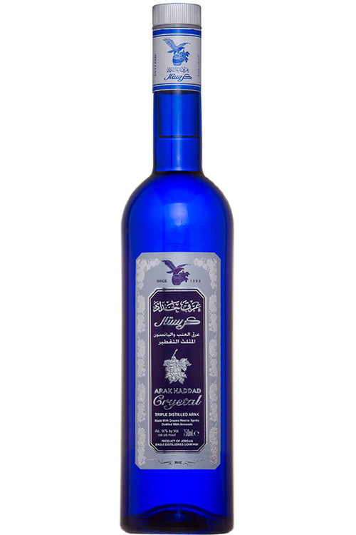 Arak Haddad Crystal 100 Proof 750ML