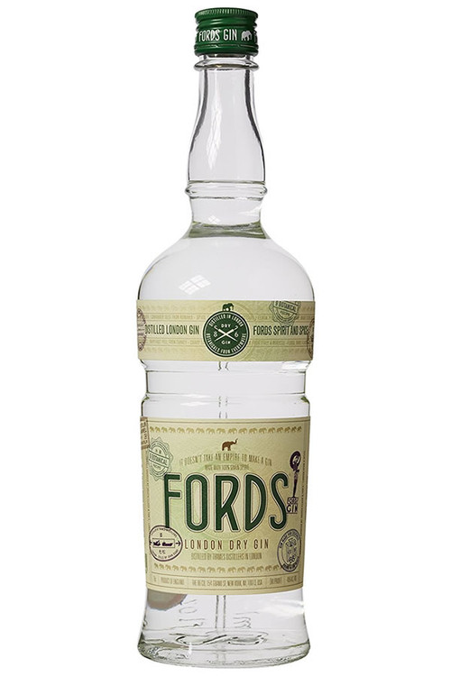 86 Co. Ford's London Dry Gin 750ML
