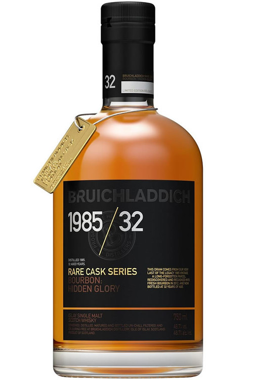 Bruichladdich 1985 32 Year Rare Cask Series 750ML