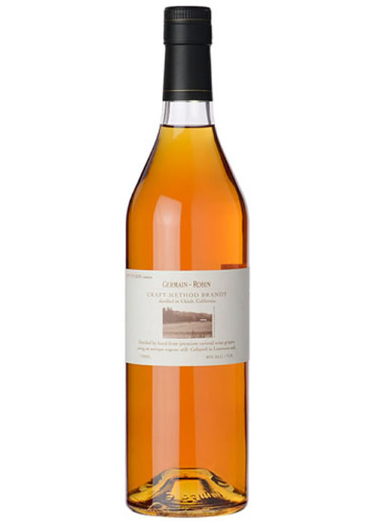 Germain Robin Craft Method Alambic Brandy