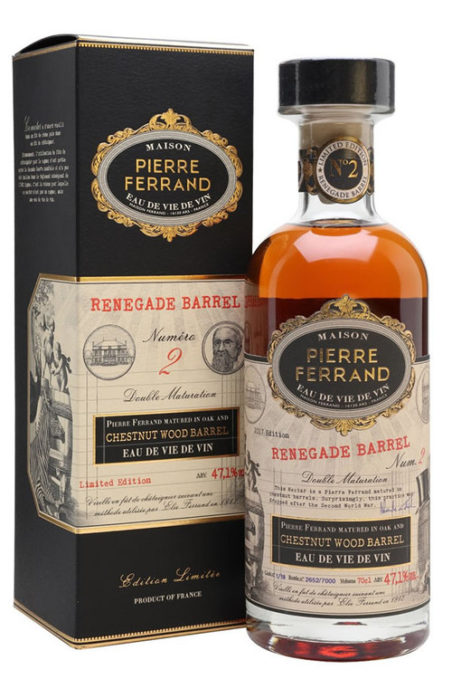 Pierre Ferrand Renegade Barrel #2