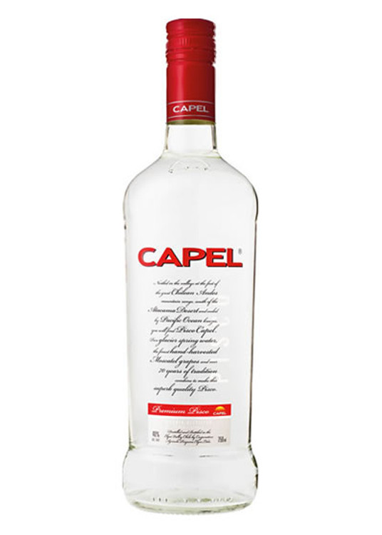 Pisco Capel 750ML