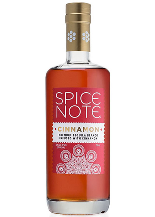 Spice Note Cinnamon Tequila 750ML
