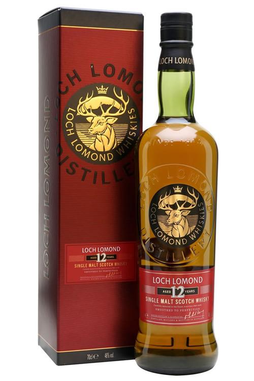 Loch Lomond 12 Year Scotch