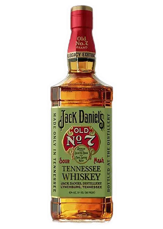 Jack Daniels Legacy Edition