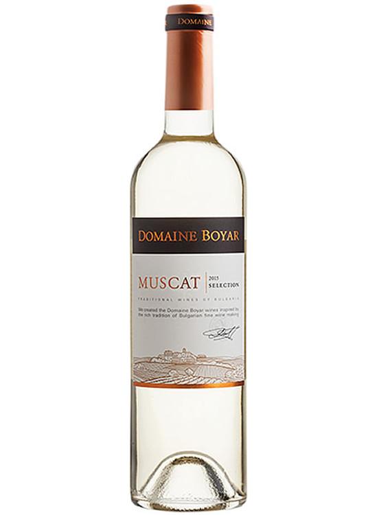 Domaine Boyar Muscat