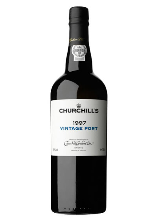 Churchill's Vintage Port - 1997