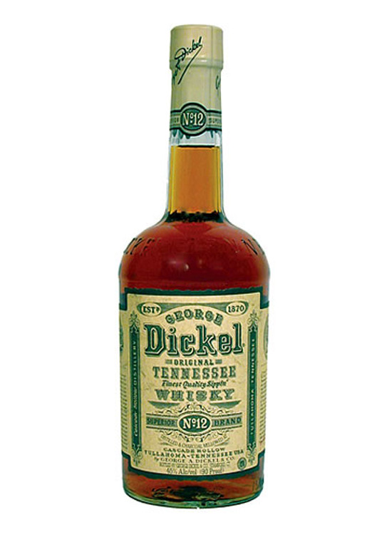 George Dickel Original #12 750ML
