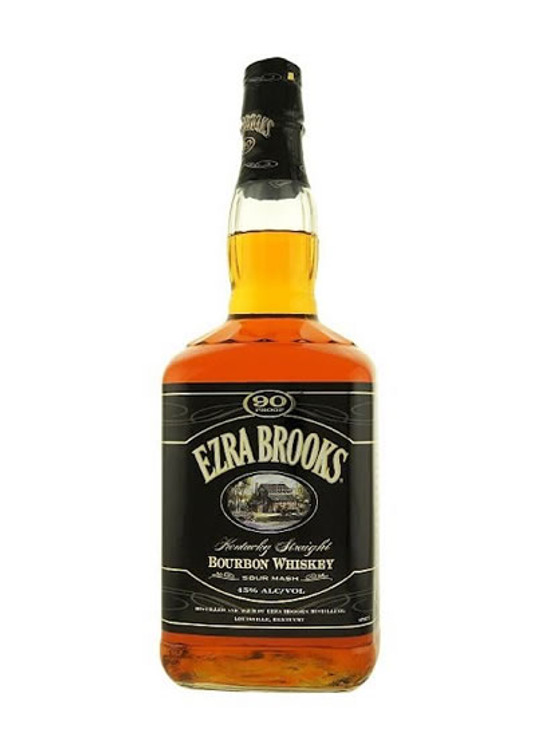 Ezra Brooks 90 Proof
