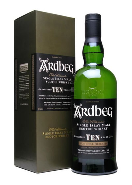 Ardbeg 10 Years Old 750ML