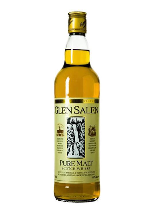 Glen Salen Pure Malt 750ML