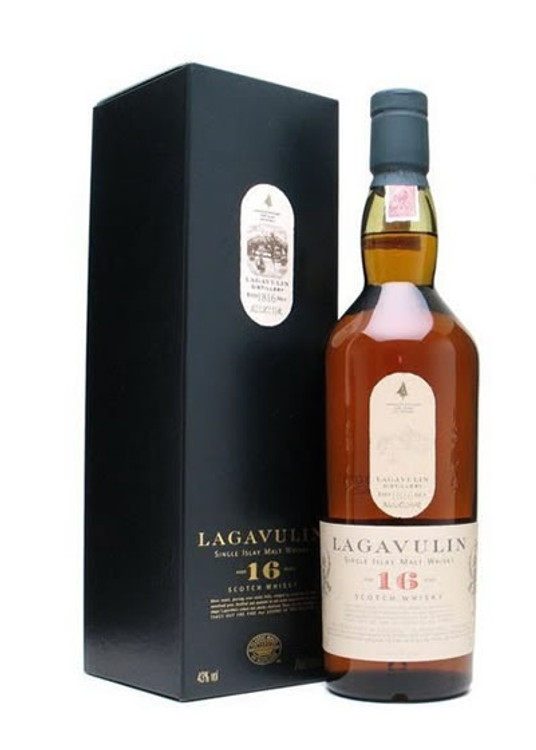 Lagavulin Single Malt 16 Years Old