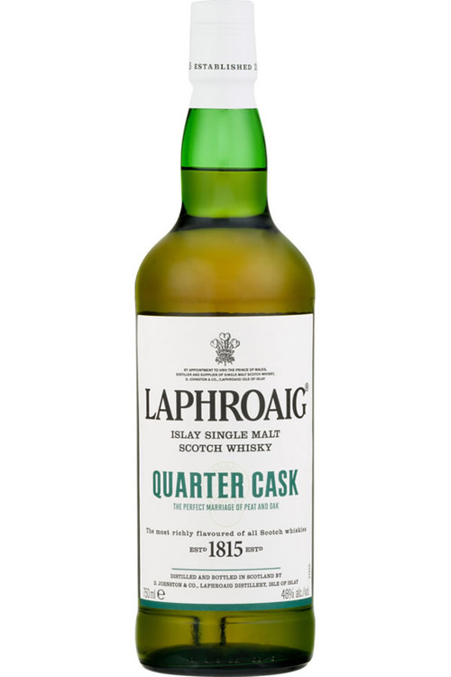 Laphroaig Quarter Cask 750ML