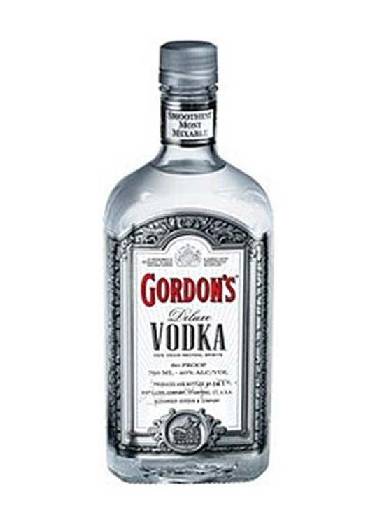 Gordons Vodka 750ML Pet
