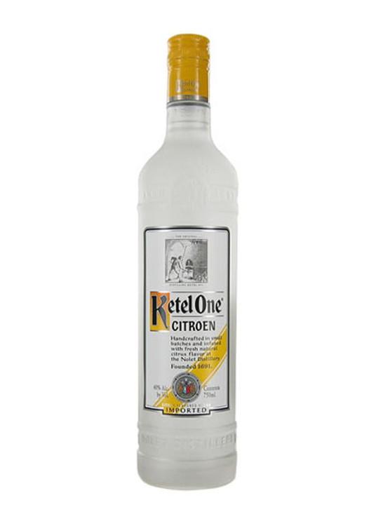 Ketel One Citroen Vodka 750ML