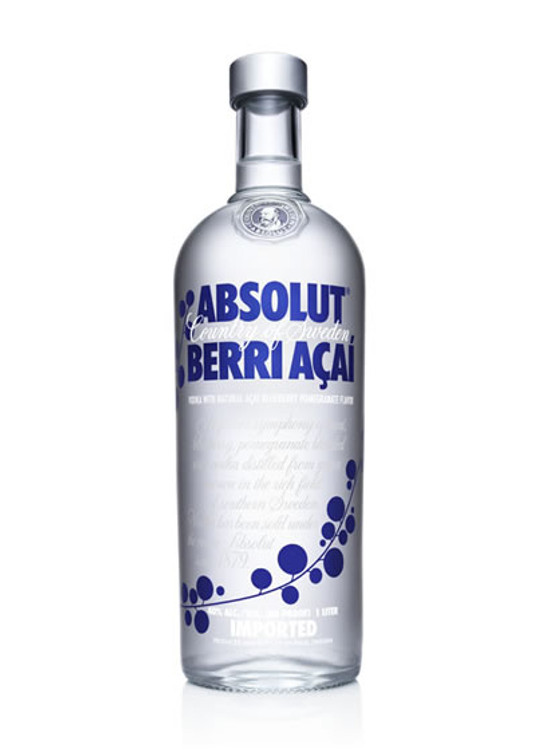 Absolut Acai Berry