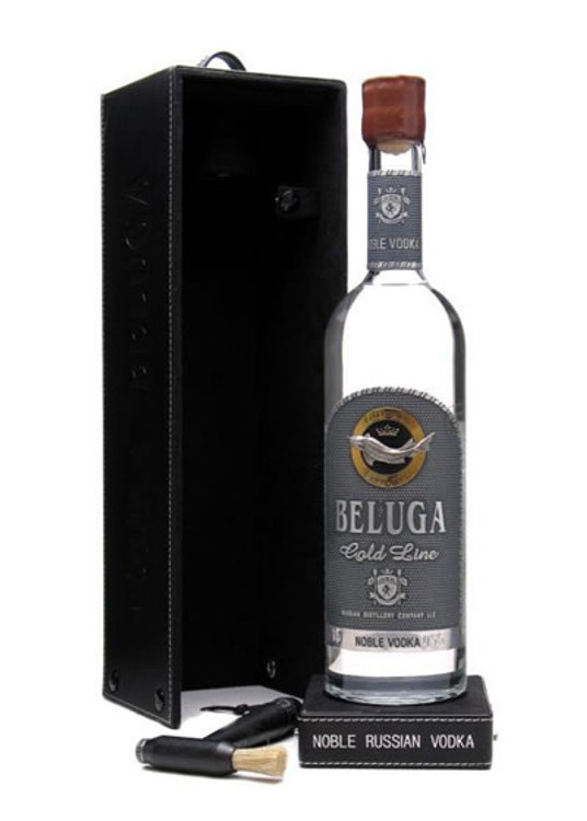 Beluga Gold Line Vodka 750ML