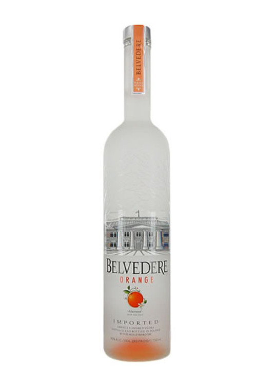 Belvedere Orange 750ML