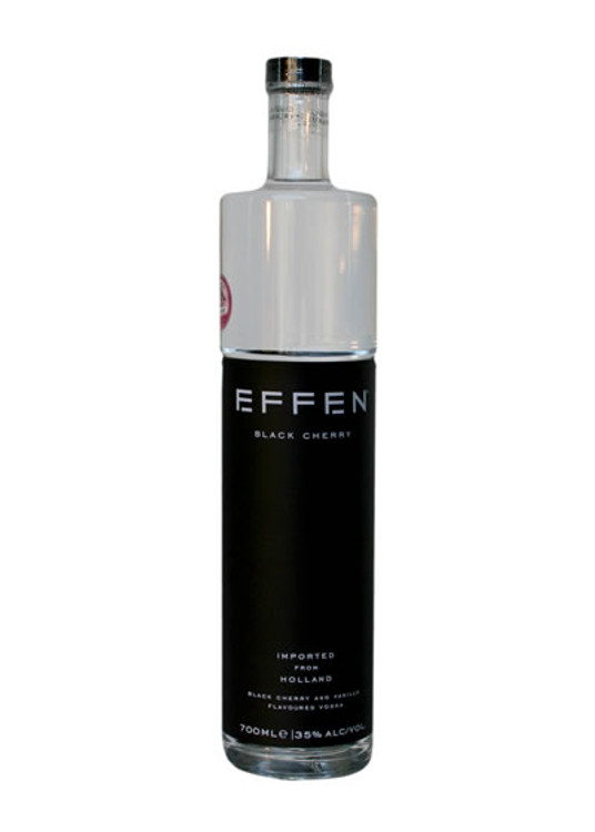 Effen Black Cherry 750ML