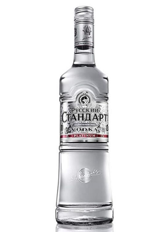 Russian Standard Platinum Vodka 1.75L