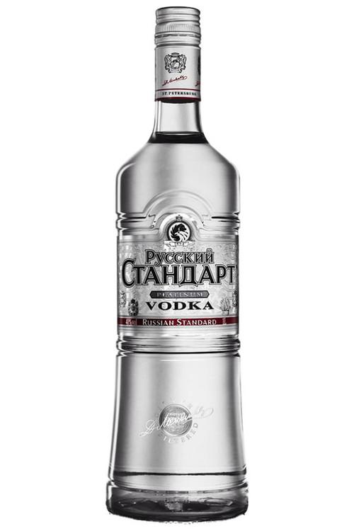 Russian Standard Platinum Vodka 750ML