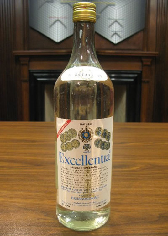Excellentia Slivovitz