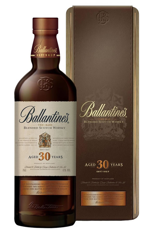 Ballantines 30 Years Old 750ML