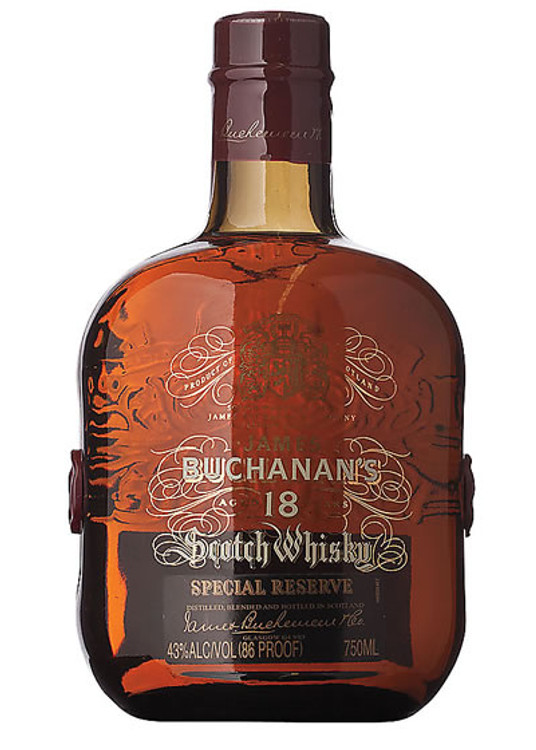 Buchanans 18 Years Old 750