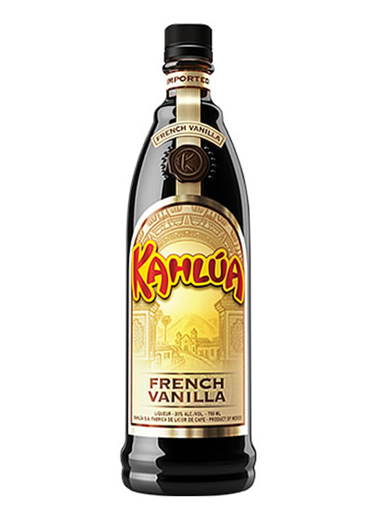 Kahlua French Vanilla 750ML