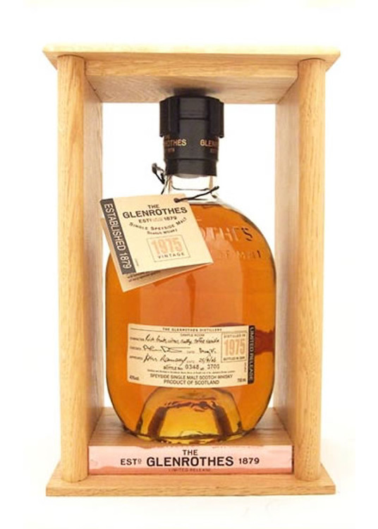 Glenrothes 1975 750ML