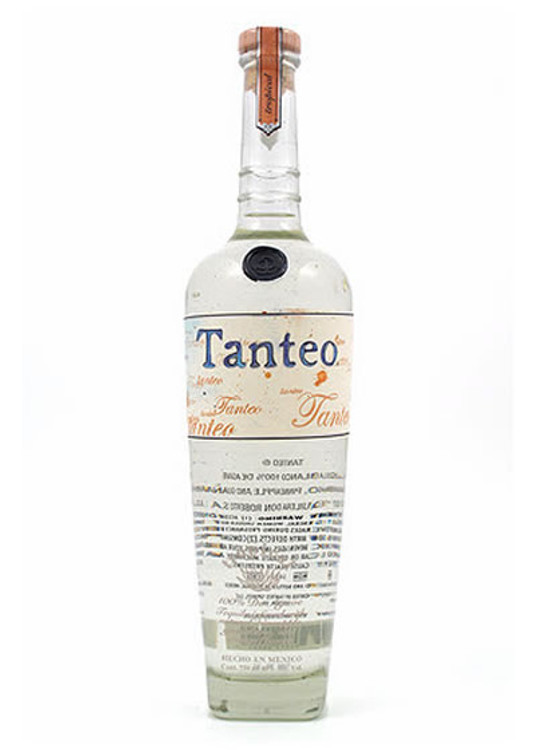 Tanteo Tropical Infused Tequila 750ML