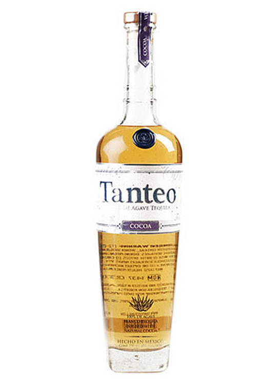 Tanteo Cocoa Infused Tequila 750ML