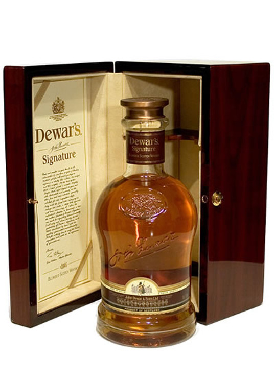 Dewars Signature 750ML