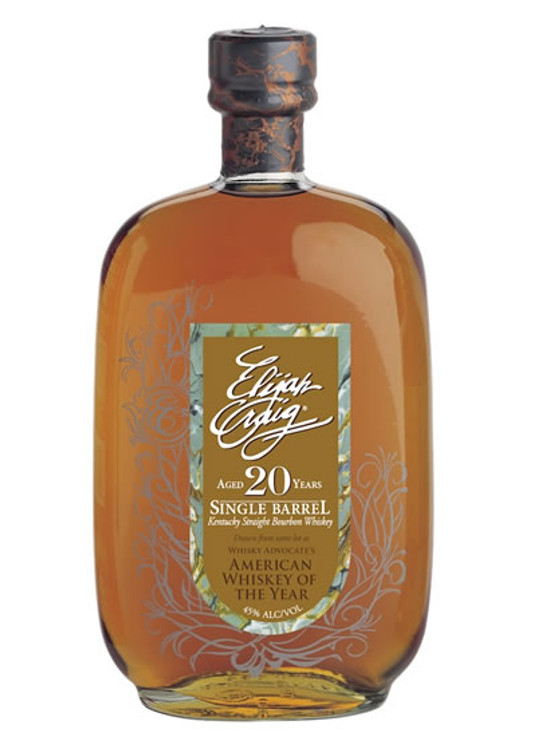 Elijah Craig 20 Year Old 750ML