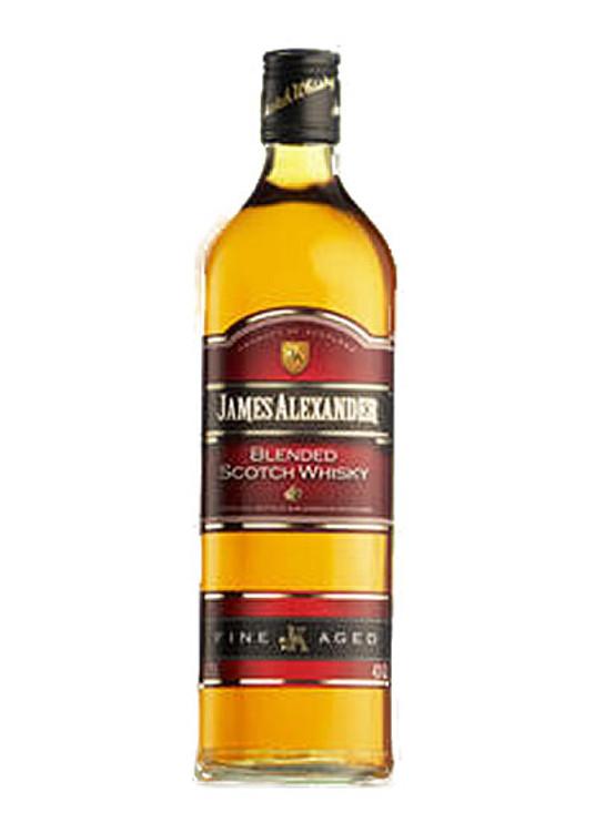 James Alexander Red Label 1.75L
