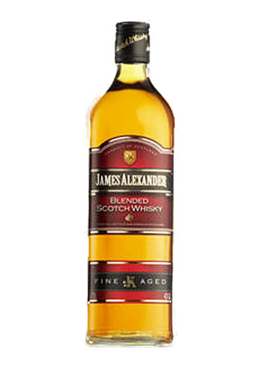 James Alexander Red Label 750ML