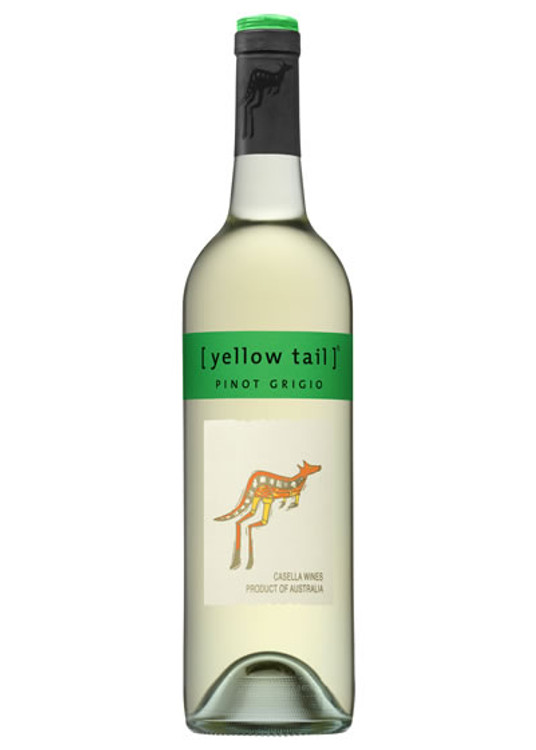 Yellow Tail Pinot Grigio