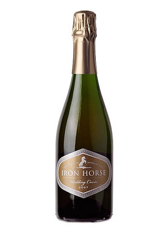 Iron Horse Wedding Cuvee Brut