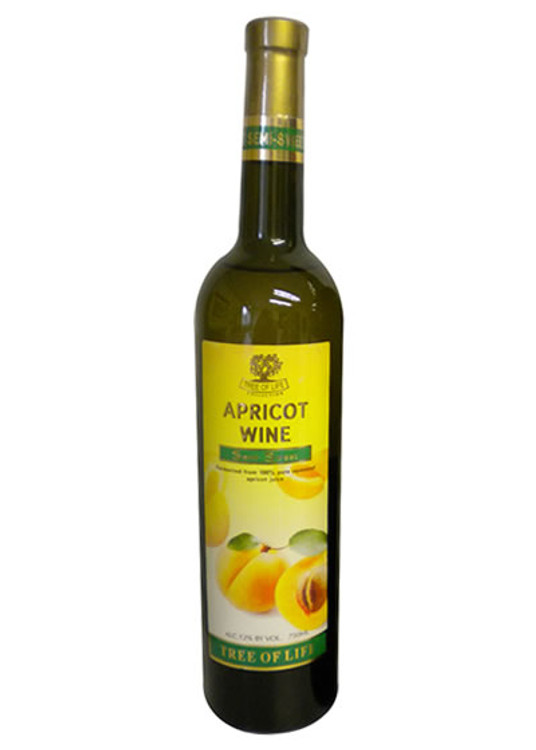 Tree Of Life Apricot Wine