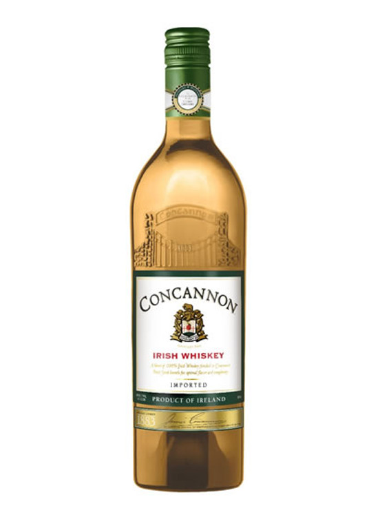 Concannon Irish Whiskey 750ML