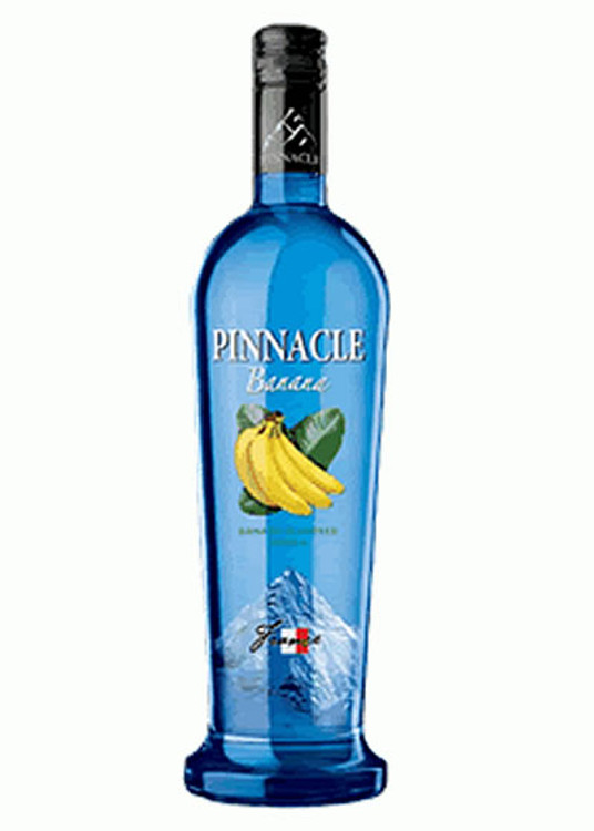 Pinnacle Banana 750ML