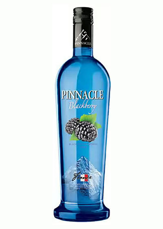 Pinnacle Blackberry 750ML