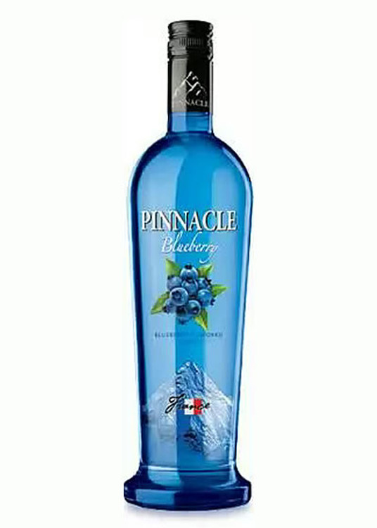 Pinnacle Blueberry 750ML
