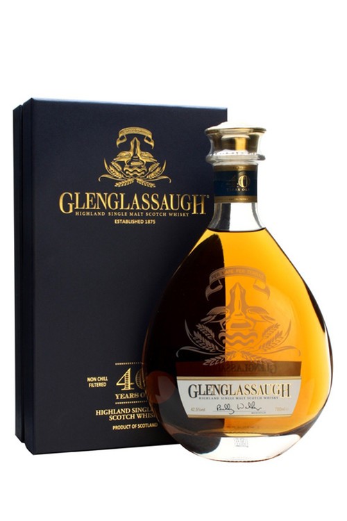 Glenglassaugh 40 Year Old 44.6% 1967 750ML