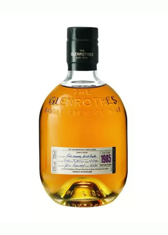 Glenrothes 1985 750ML
