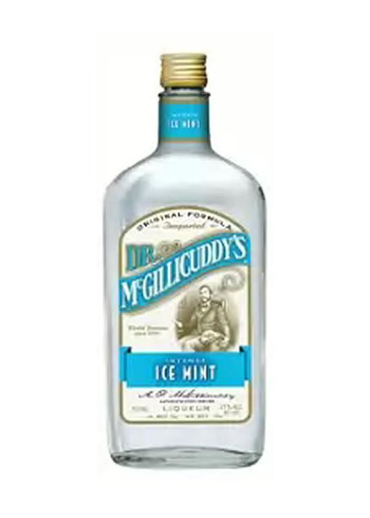 Dr Mcgillicuddy's Ice Mint 750ML